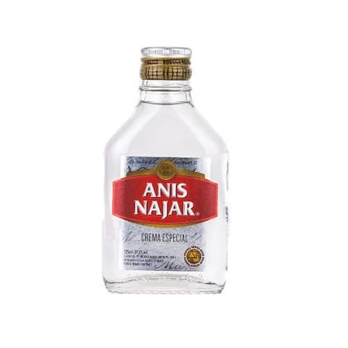 Anisado ANÍS NAJAR Crema Especial Botella 125ml