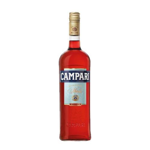Licor CAMPARI Bitter Botella 750ml