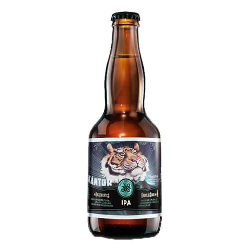 Cerveza JACKVLED Ipa Botella 330ml
