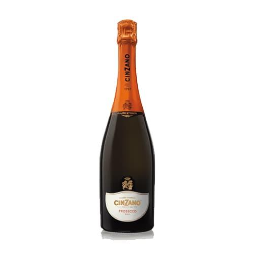 Espumante CINZANO Prosecco Botella 750ml