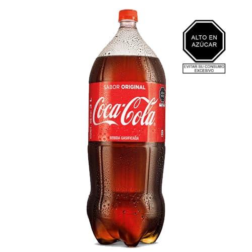 Gaseosa COCA COLA Botella 3L