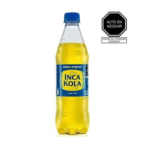 Gaseosa INCA KOLA Botella 500ml