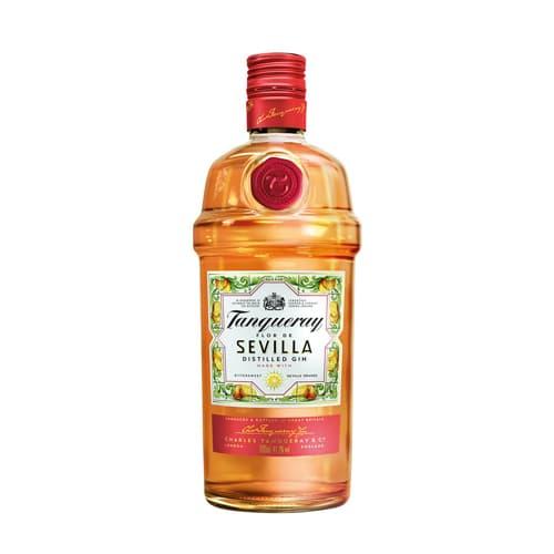 Gin TANQUERAY Flor de Sevilla Botella 750ml