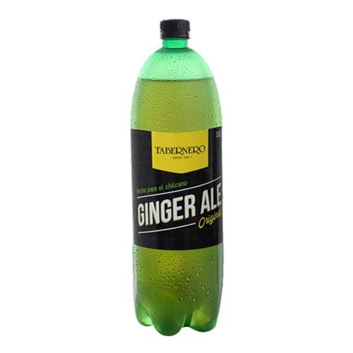 Gaseosa TABERNERO Ginger Ale Botella 1.5L