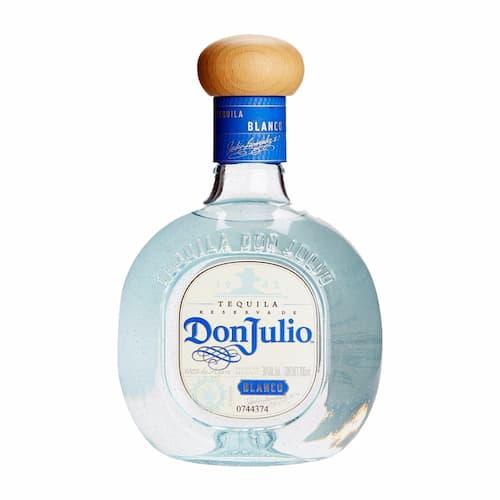 Tequila DON JULIO Blanco Botella 700ml