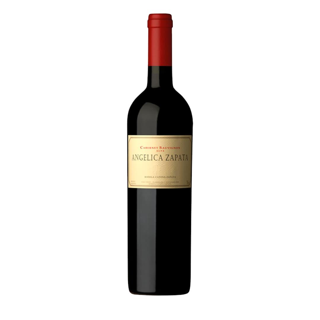 Vino ANGELICA ZAPATA Cabernet Sauvignon Botella 750ml