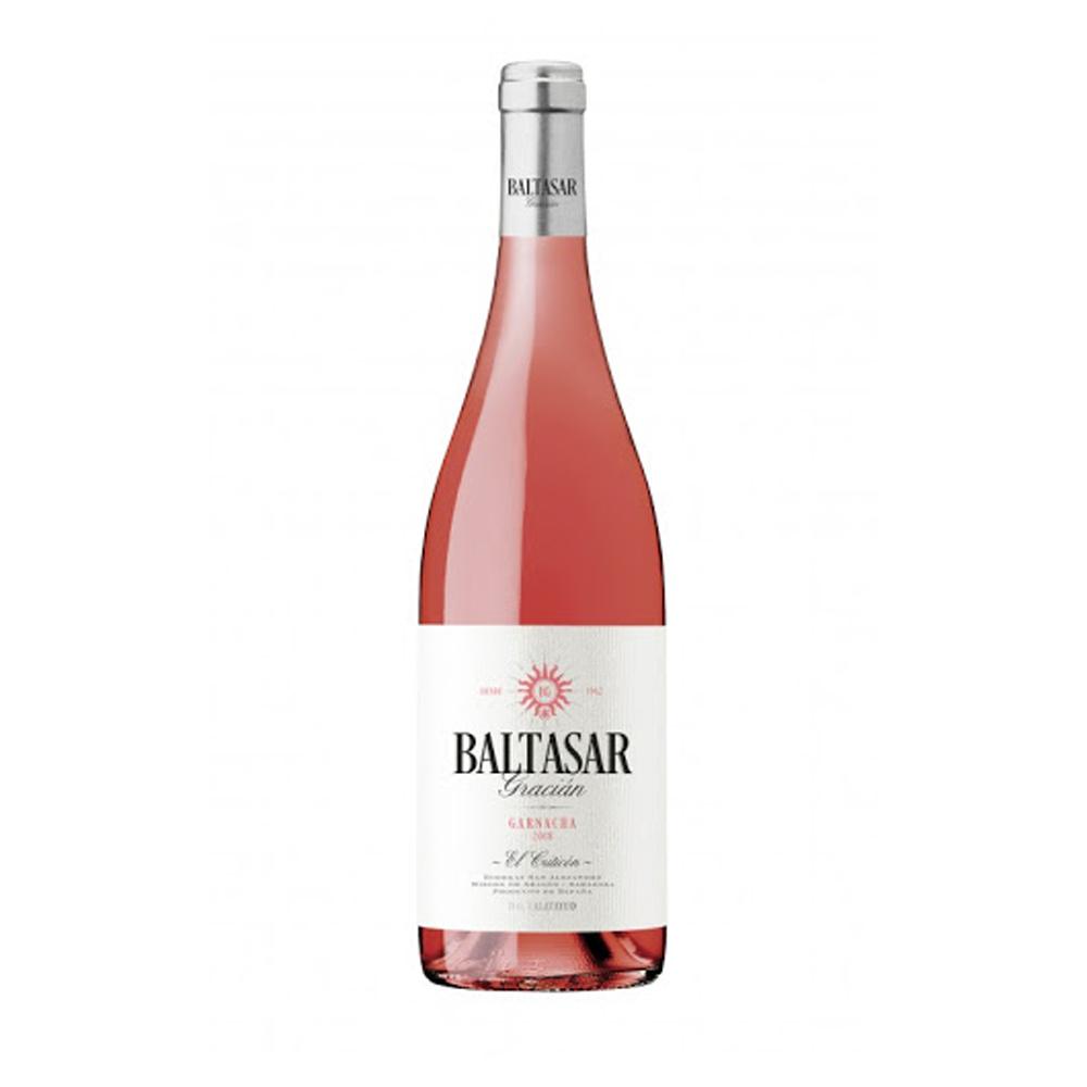 Vino BALTASAR GRACIÁN El Criticón Rosado Botella 750ml