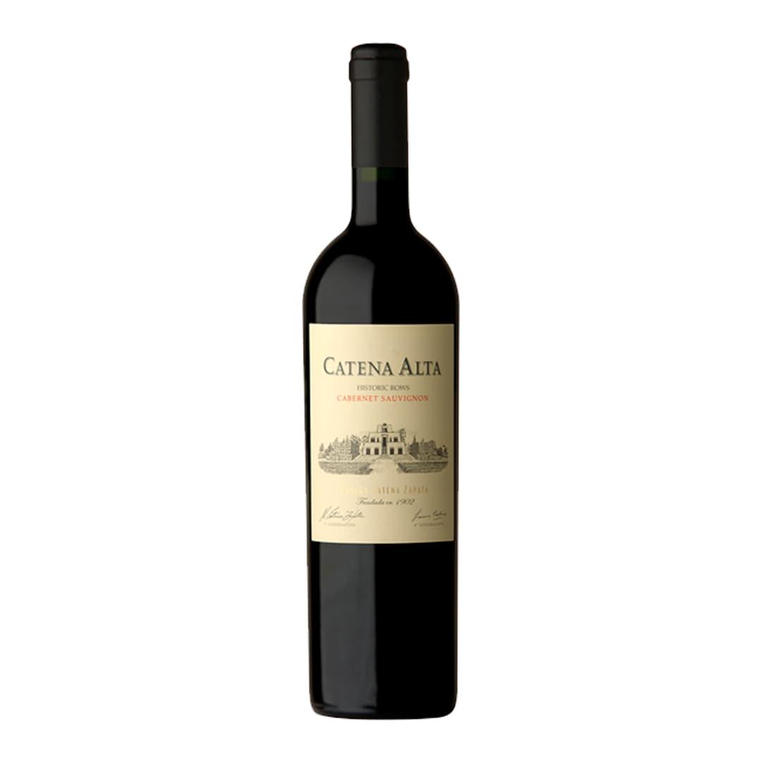 Vino CATENA ALTA Cabernet Sauvignon Botella 750ml
