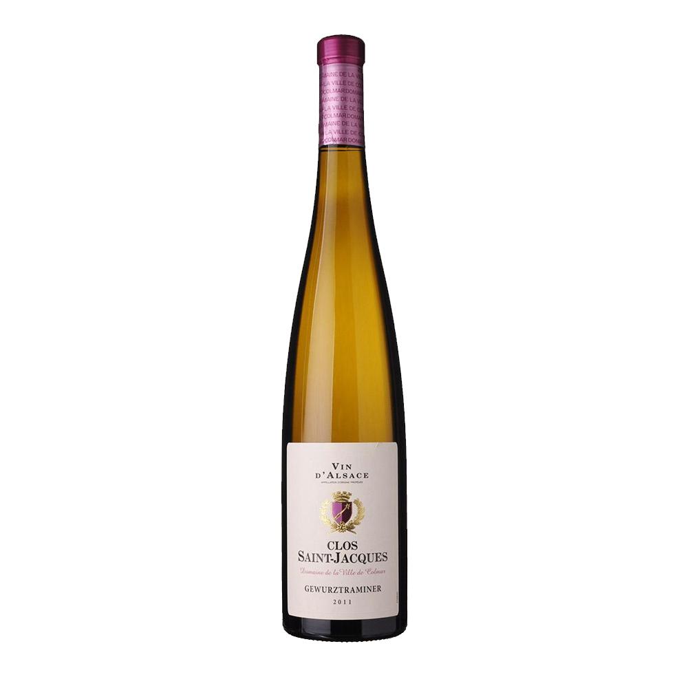 Vino CLOS DE SAINT JACQUES Gewurztraminer Botella 750ml