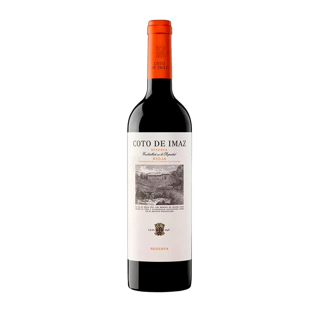Vino EL COTO Imaz Reserva Botella 750ml