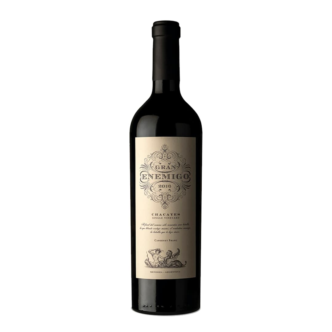 Vino GRAN ENEMIGO Chacayes Botella 750ml