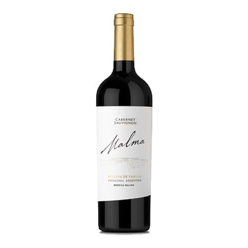 Vino MALMA Reserva de Familia Cabernet Sauvignon Botella 750ml