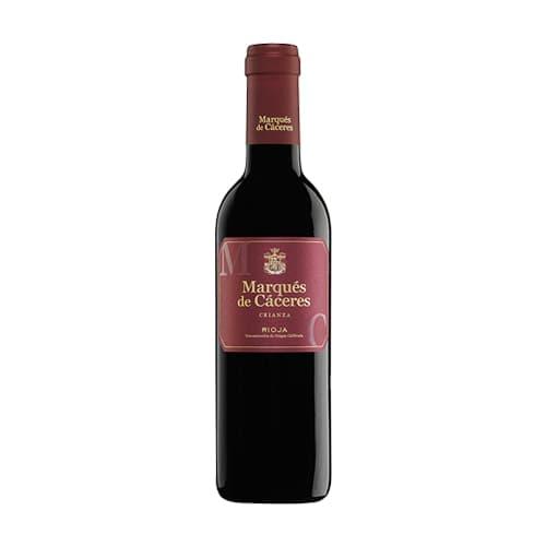 Vino MARQUES DE CACERES Crianza Botella 750ml