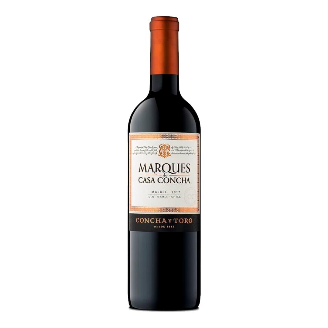 Vino MARQUES DE CASA CONCHA Malbec Botella 750ml
