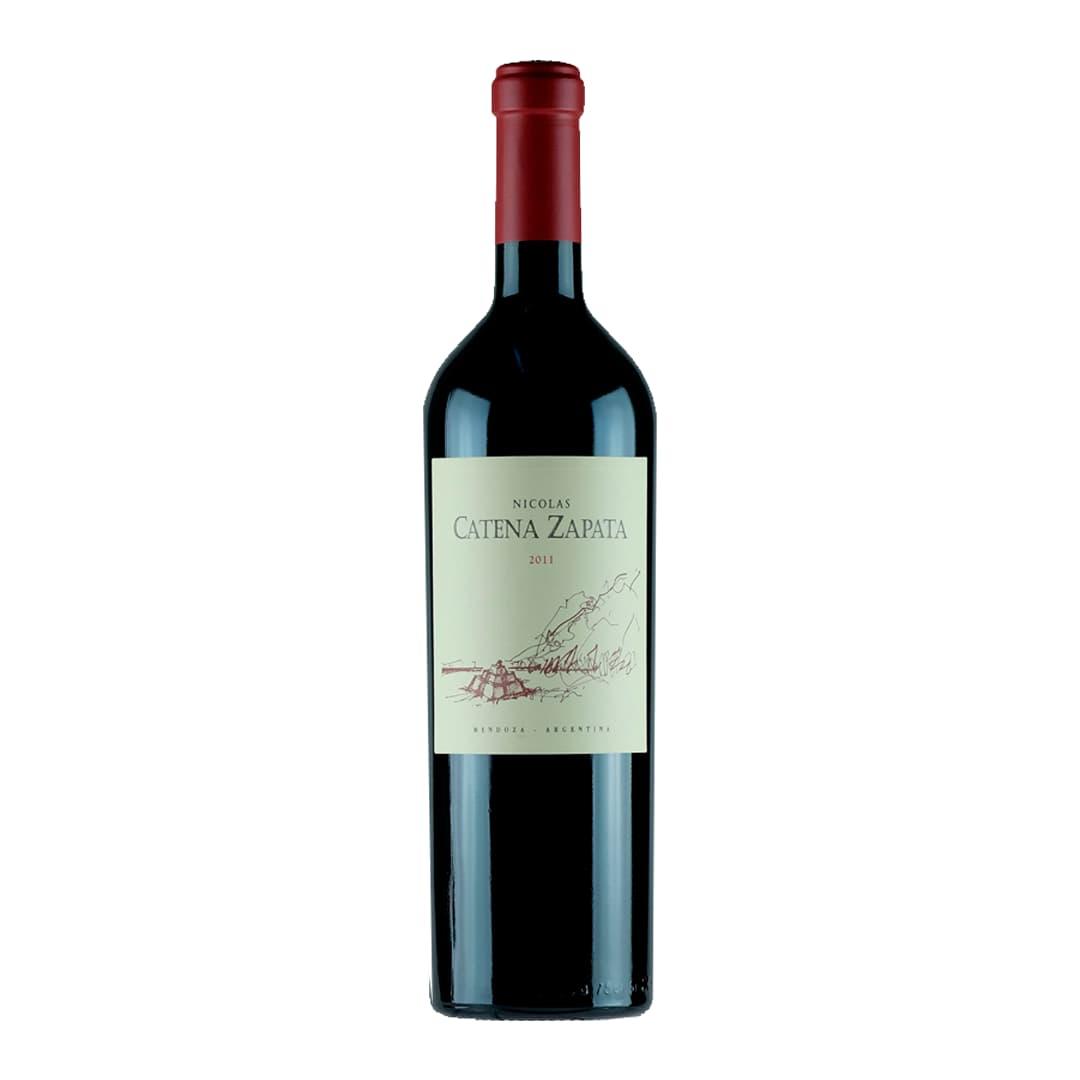 Vino NICOLAS CATENA ZAPATA 2011 Botella 750ml
