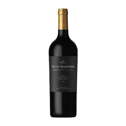 Vino NIETO SENETINER Blend Collection Malbec Botella 750ml