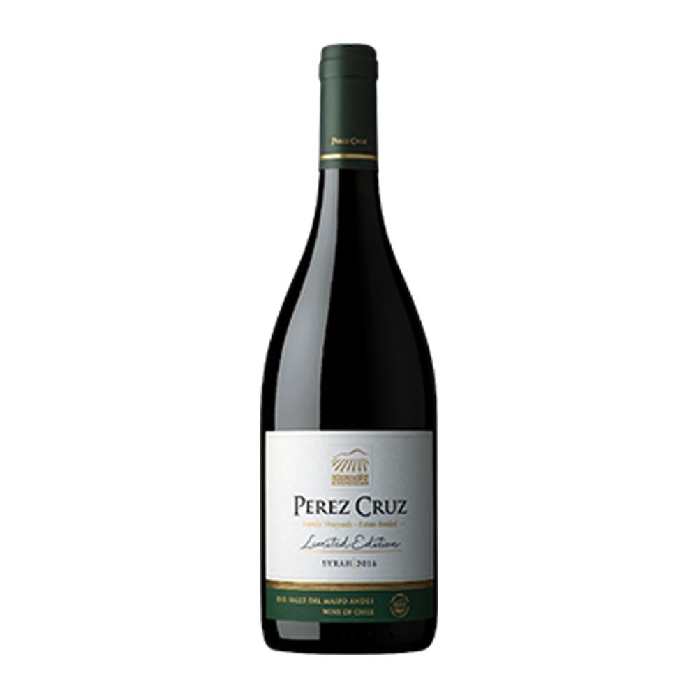 Vino PEREZ CRUZ Limited Edition Syrah Botella 750ml