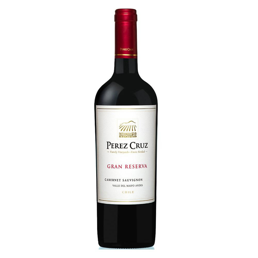 Vino PEREZ CRUZ Reserva Cabernet Sauvignon Botella 750ml