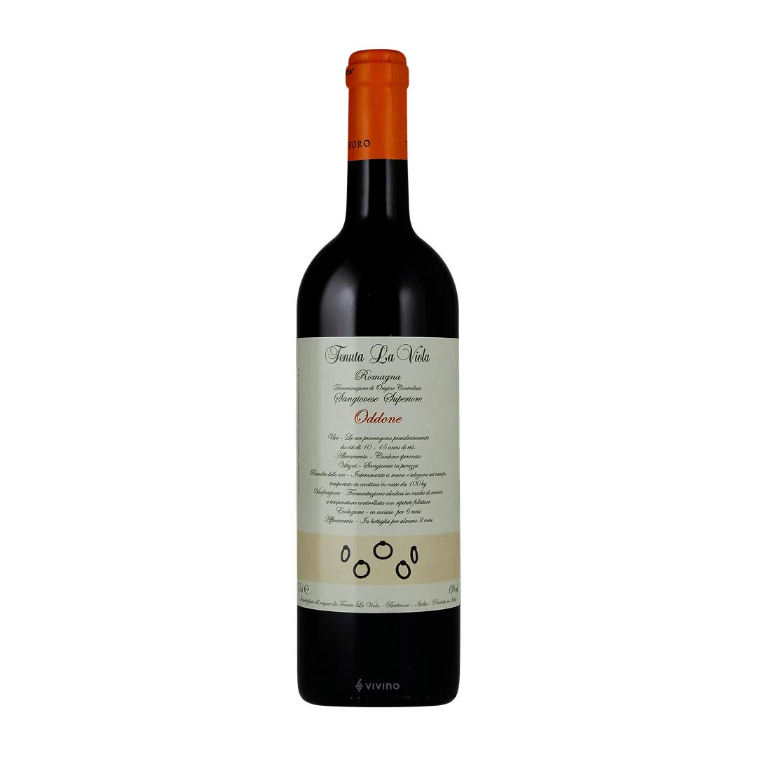 Vino TENUTA LA VIOLA Oddone da Bertinoro Tinto Botella 750ml