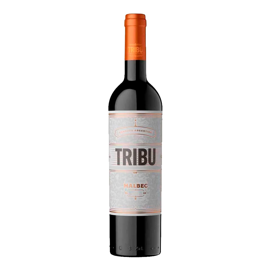 Vino TRIVENTO Tribu Malbec Botella 750ml