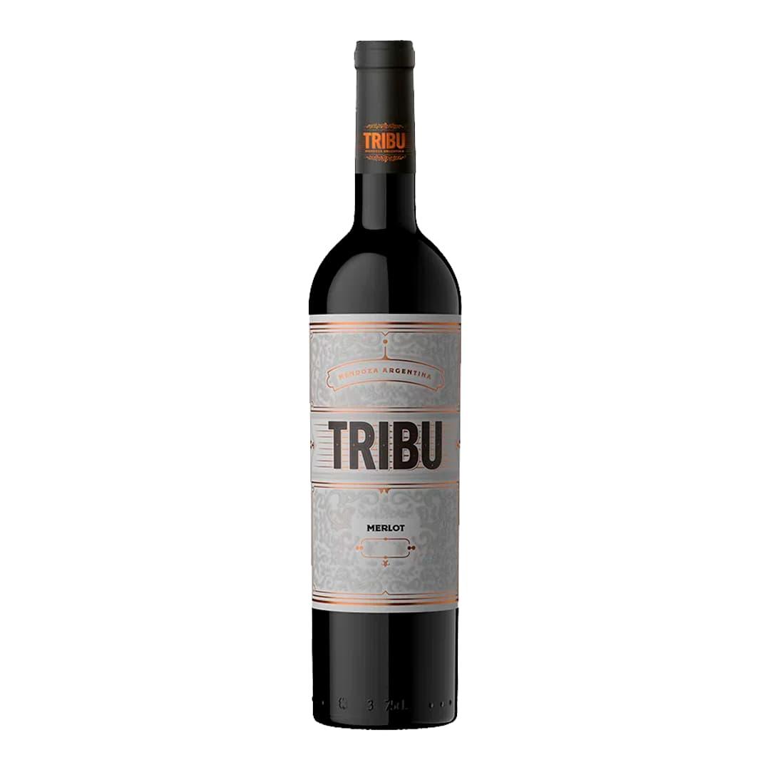 Vino TRIVENTO Tribu Merlot Botella 750ml