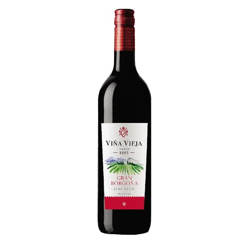 Vino VIÑA VIEJA Borgoña Botella 750ml