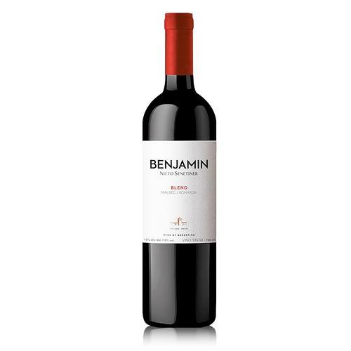 Vino BENJAMIN Malbec/Bonarda Botella 750ml