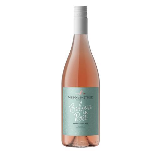 Vino NIETO SENETINER Believe in Rosé Botella 750ml