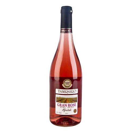 Vino TABERNERO Rosé Botella 750ML