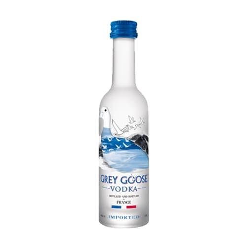 Vodka GREY GOOSE Miniatura Botella 50ml