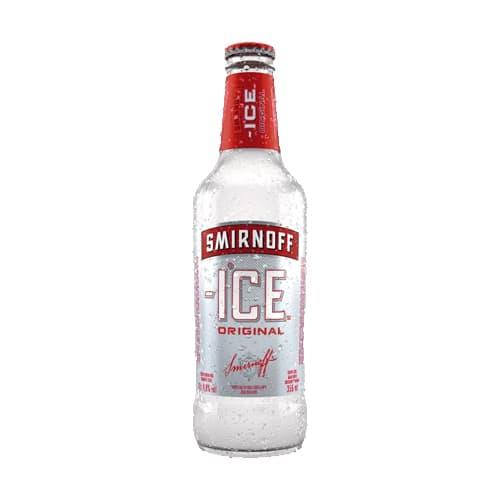 Vodka SMIRNOFF Ice Original Botella 355ml