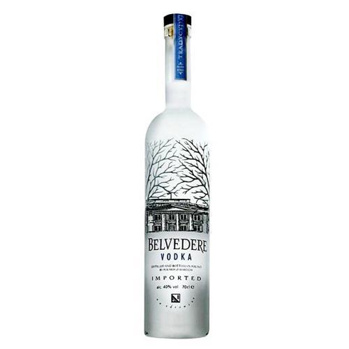 Vodka BELVEDERE Botella 750ml