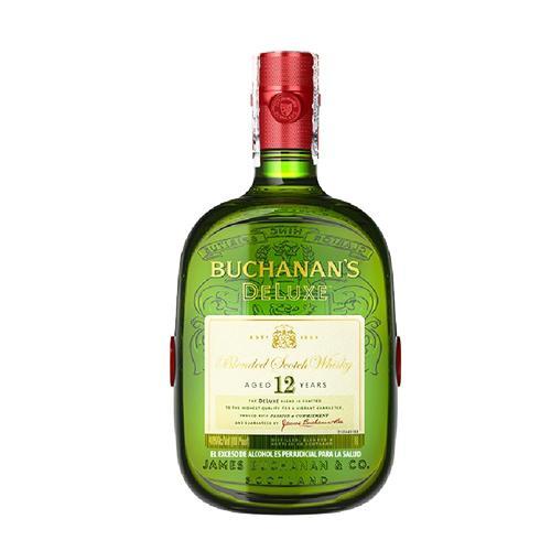 Whisky BUCHANANS Deluxe 12 años Botella 750ml