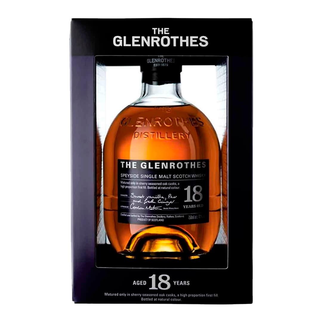 Whisky GLENROTHES 18 Años Botella 700ml