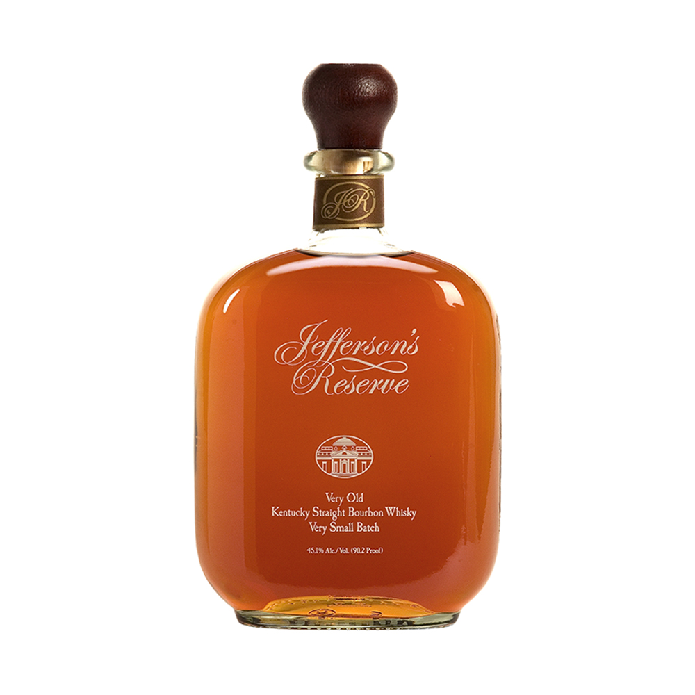 Whisky JEFFERSON Reserve Very Small Batch Botella 750ml