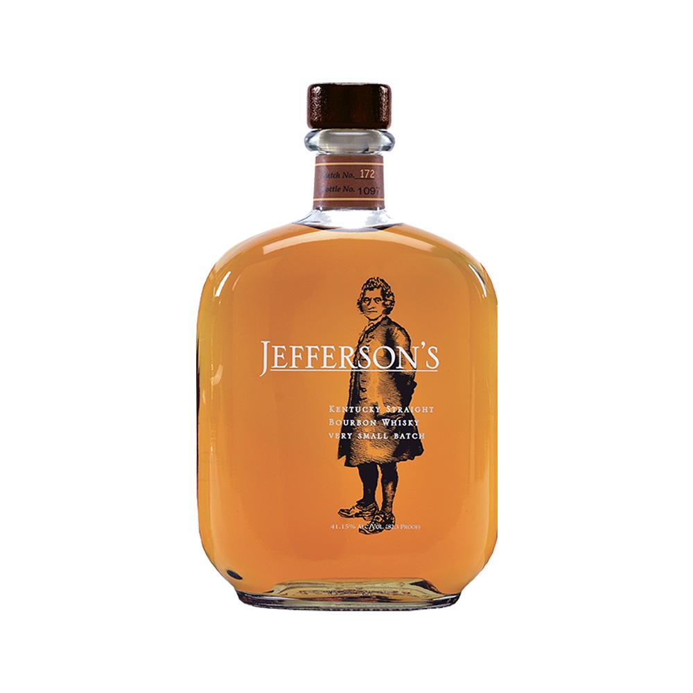 Whisky JEFFERSON Very Small Batch Botella 750ml