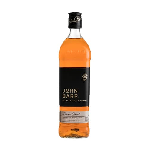 Whisky JOHN BARR Red Botella 750ml